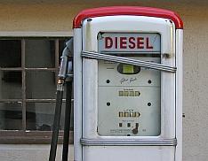 Zapfsäule, Diesel, Benzinpreis